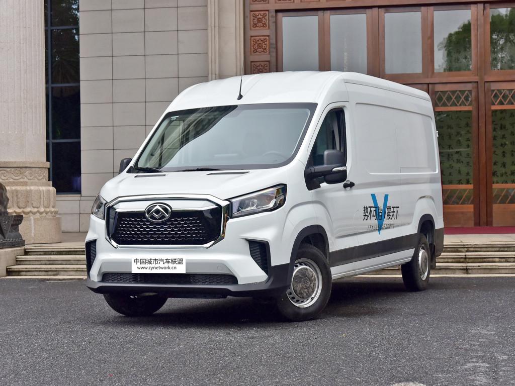 上汽大通MAXUS V90新能源