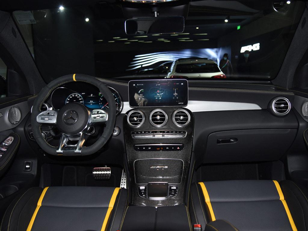 GLC 轿跑SUV AMG
